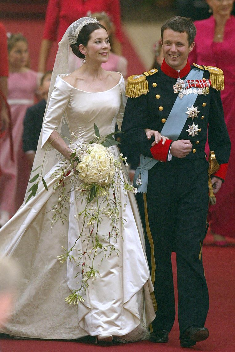 Prins Frederik van Denemarken en Mary Elizabeth Donaldson