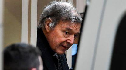 Australische kardinaal Pell in ultiem beroep vrijgesproken van seksueel misbruik