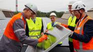 ArcelorMittal Gent heeft grootste zonnedak van België