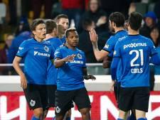 Club Brugge met flink gewijzigde basis langs Oostende