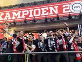 Roda JC komt morgen met erehaag voor kampioen PSV