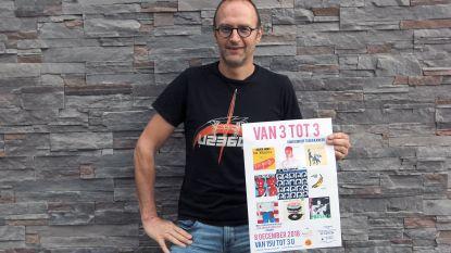"""Dirk fuift 12 uur lang voor Kom op tegen Kanker: """"Na dood van mijn vrouw wist ik dat ik iets moest doen"""""""
