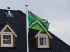 Achterhoekse vlag amper aan te slepen