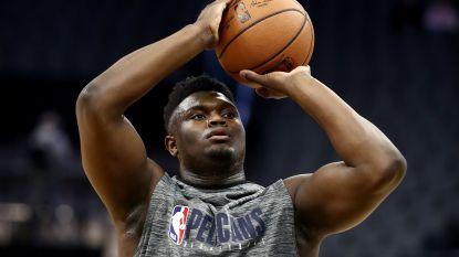 """'Next big thing' Williamson eindelijk klaar voor grote NBA-debuut: """"Soms had ik zin om tegen een muur te slaan of een stoel omver te trappen"""""""