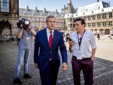 Buma hoopt dat D66 toch nog in zee wil met ChristenUnie