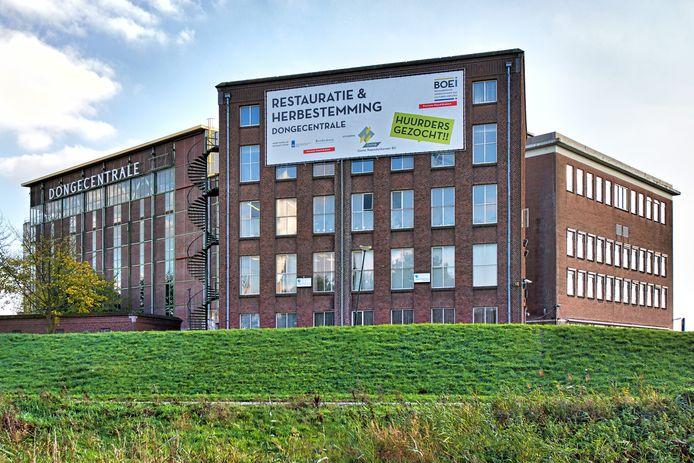 De Dongecentrale in Geertruidenberg.