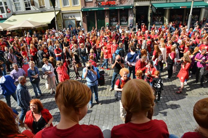 Redhead Days in Breda.