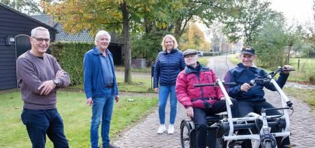 Fietsmaatjes in Riethoven om mensen uit hun isolement te halen