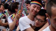 Taiwan wordt het eerste Aziatische land waar homokoppels mogen trouwen