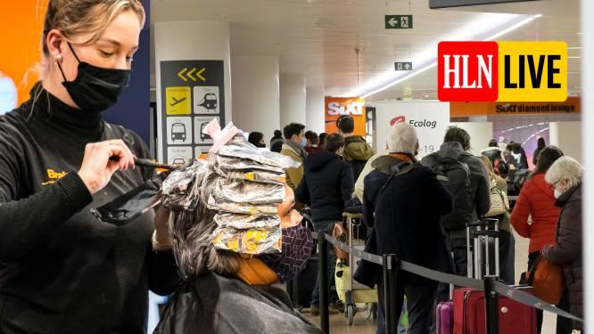 LIVE. Overlegcomité verbiedt niet-essentiële reizen naar buitenland - kappers kunnen heropenen op 13 februari