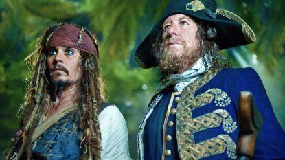 Schip van 'Pirates Of The Caribbean'-reboot lijkt te zinken