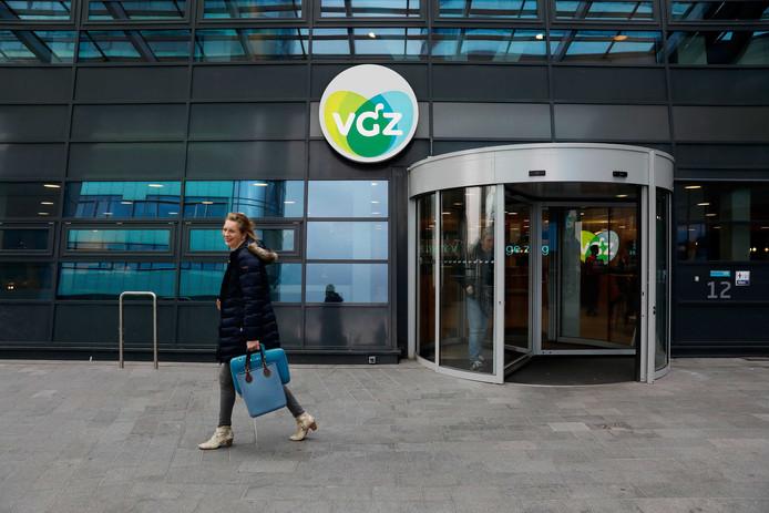 Het hoofdkantoor van VGZ.