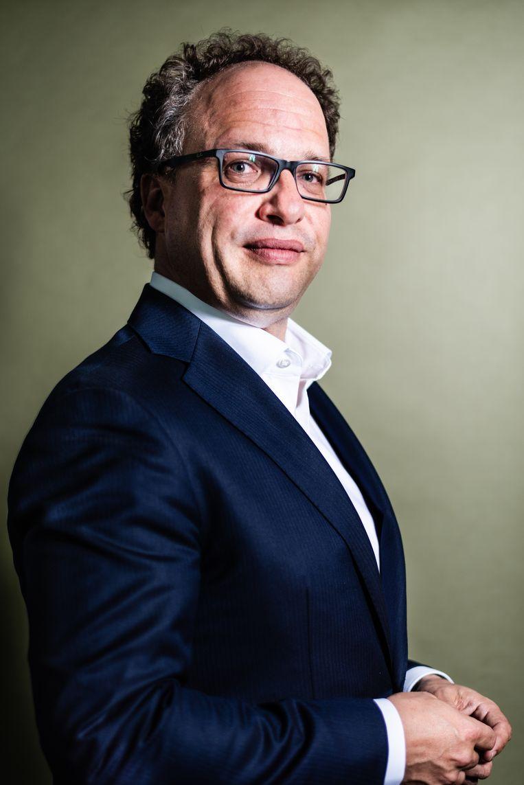 Wouter Koolmees, minister Sociale Zaken en Werkgelegenheid (D66). Beeld Katja Poelwijk