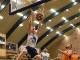 Basketballers BC Vlissingen na vier wedstrijden nog altijd puntloos
