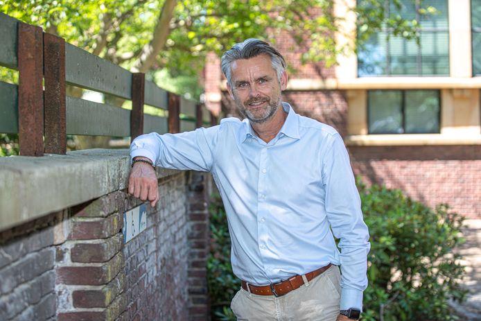 Directeur Evert Leideman van deltaWonen wil de aankomende tien jaar ieder jaar 300 woningen bouwen.
