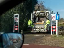 Storing in vuilniswagen is mazzel voor Wijchenaren en pech voor Dar: een ton schade