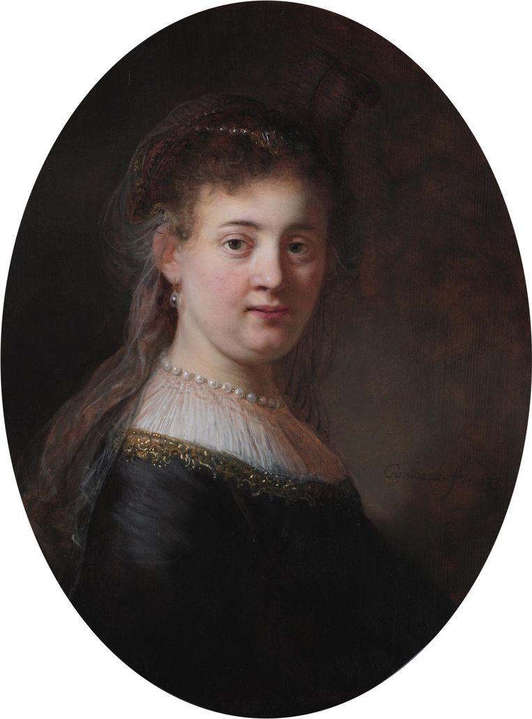 'Rembrandt kon zich als geen ander inleven in mensen.' Beeld Collectie Rijksmuseum Amsterdam