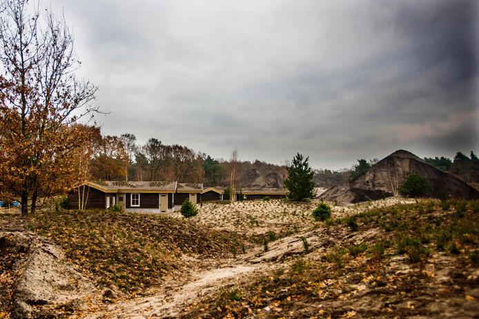 Tussen Villa Pardoes en Bosrijk ontstaat er een nieuw vakantie park, Het Loonsche Land.