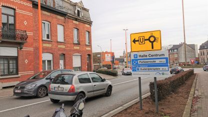 Grote werken voor Zenne- en Zuidbrug starten maandag: ingrepen voor nieuw omleidingsplan stilaan zichtbaar in straatbeeld