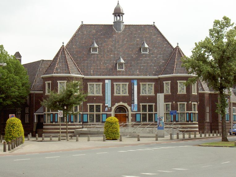 Het Rijksmuseum Twenthe  in Enschede. Beeld