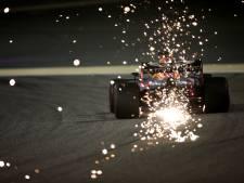Verstappen zesde in tweede training, Ferrari zet Mercedes op halve seconde