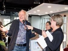 Harm Huttinga winnaar Almelose kunstprijs