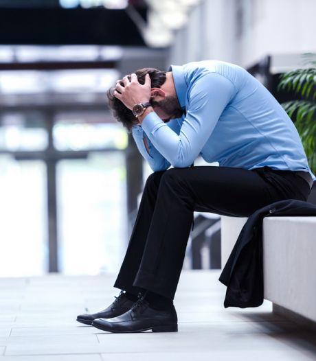 Eén op de drie leidinggevenden neemt werknemer die ooit psychische problemen heeft gehad niet snel aan