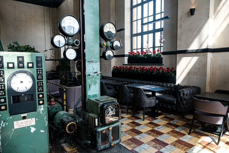 Openingsweekend in Mia Mensa, de langverwachte horecazaak op Be-MINE in oude ophaalgebouw.