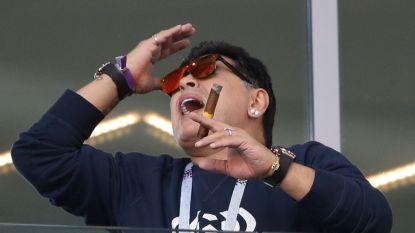 RC Genk kan team van Maradona treffen in tweede voorronde Europa League