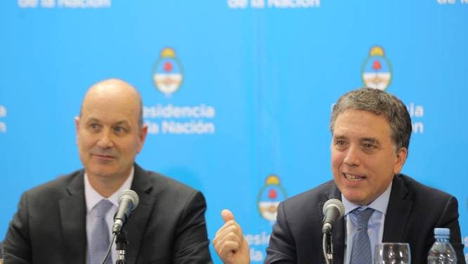 Argentinië krijgt IMF-infuus van 50 miljard dollar