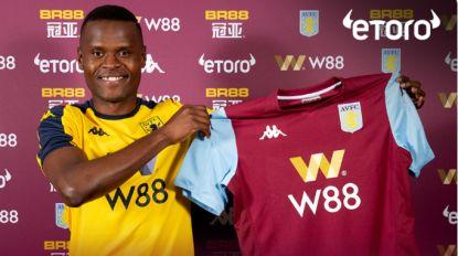 Transfer Talk. Samatta is van Aston Villa - Congolese spits voor Cercle?