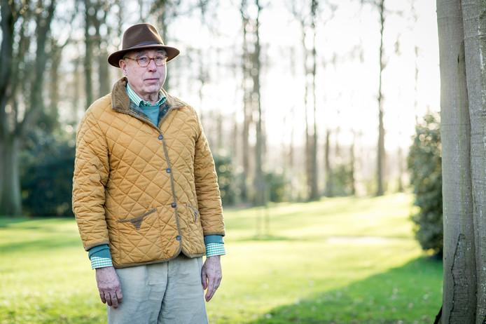 ALMELO - Egbert ten Cate, commissaris van textieltechnologiebedrijf TenCate.    Editie: Alle Foto: Emiel Muijderman EVM20160215