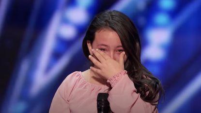 """10-jarig zangtalent verbluft in 'America's Got Talent': """"Niemand gaat jou hierna nog pesten"""""""