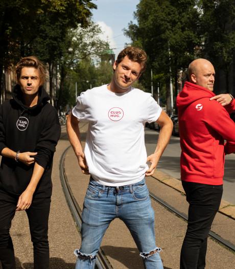 Thijs en Joep uit Sint-Oedenrode willen met kledingmerk mensen dichter bij elkaar brengen