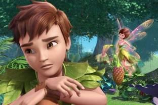 De nieuwe avonturen van Peter Pan