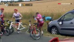 Draaiend achterwiel in Tour zorgt voor tumult, zelfs Sven Nys fronst wenkbrauwen