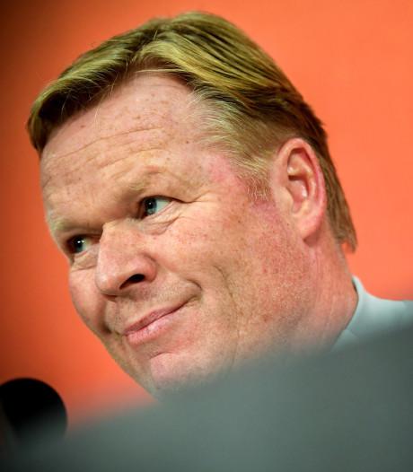 Koeman: Spelen tegen Duitsland moeilijker dan tegen Frankrijk