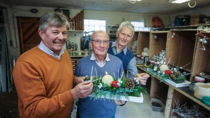 327 kerststukjes leveren 6540 euro op
