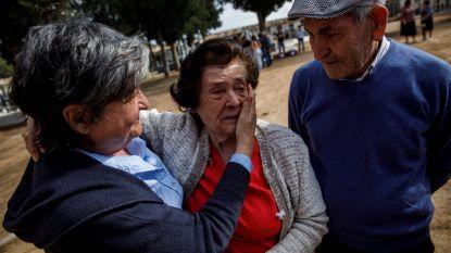 22 slachtoffers van Spaanse dictator Franco tientallen jaren na hun dood teruggegeven aan families