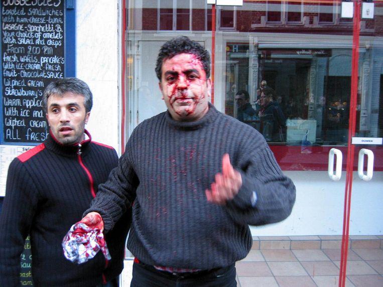 In 2002 ontstonden er zware rellen in Brugge.