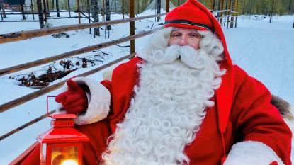 Klanten café 't Hoekske fietsen vijftig uur, of de afstand naar Lapland