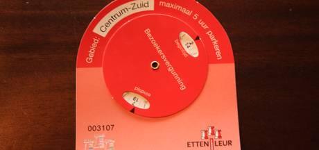 Gratis bezoekersschijf voor centrum Etten-Leur is zinloos, 'er is geen plek te vinden'