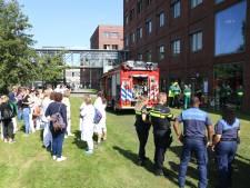 Rookontwikkeling in Maasstad Ziekenhuis: lab ontruimd