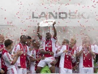 Ajax voor 33ste keer kampioen na salonremise in Almelo
