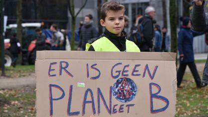 Rise for Climate verwacht vandaag veel families op Brusselse klimaatmars