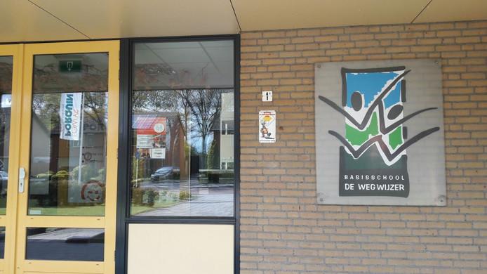 Basisschool De Wegwijzer in Lepelstraat.