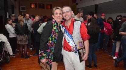 Dubbel feest voor Prins Nino: twee dagen voor carnaval vader geworden