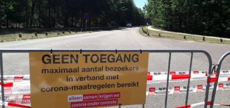 Strandjes op slot door topdrukte in Oost-Nederland: 'Kom niet deze kant op'