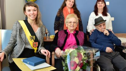 Den Derby bracht Jozef en Mariette zestig jaar huwelijksgeluk