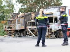 Bedrijf van Benno geruïneerd door 'fietsende man': 'Hoe kom je erbij wagens in brand te steken?'